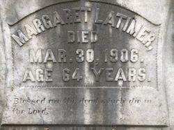 Margaret Latimer