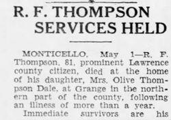 Ransom Flournoy Thompson