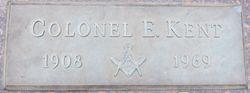 Colonel Ellsworth Kent