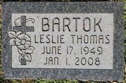 Leslie Thomas Bartok
