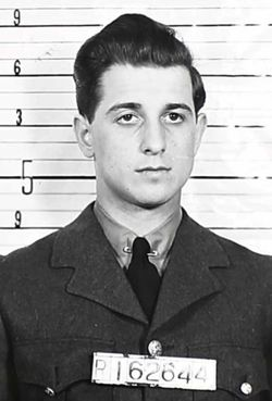 Flying Officer Pierre Nicolas Bernhart