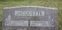 Christine <I>Sporer</I> Jacquette