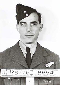 Flying Officer ( Bomb Aimer ) Gordon B. Booth