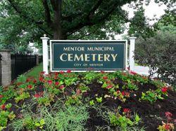 Mentor Municipal Cemetery