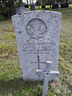 CPL Lester J. Perry