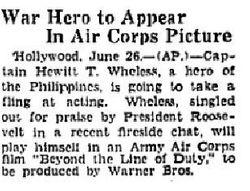 Gen Hewitt Terrell Wheless