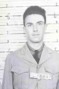 Flying Officer Wilbert Alexander Brydon