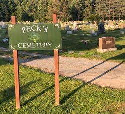 Peck's Cemetery
