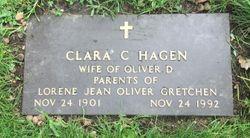 Clara <I>Studer</I> Hagen