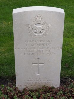 Sergeant (W.Op./Air Gnr.) Henry Marshall Murdo