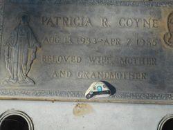 Patricia R <I>McFadden</I> Coyne