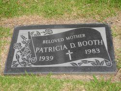 "Patricia Diane ""Patty"" <I>Murphy</I> Booth"