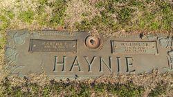 Martha <I>Bagwell</I> Haynie