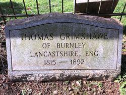 Thomas Grimshawe