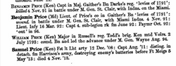 Capt Benjamin Price