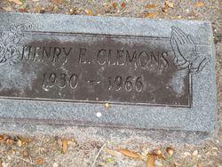 Henry Ell Clemons