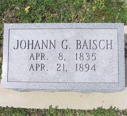 Johann George Baisch