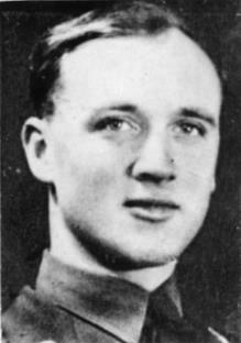 Captain Antony Leckonby Ashton Tasker