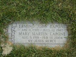 Ermino John Capone