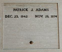 Patrick Jack Adams