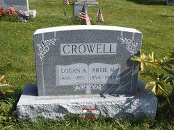 Artie M Crowell