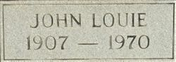 John Louie Maner