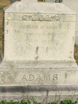 Inez <I>Foster</I> Adams