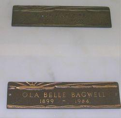 Ola Belle Bagwell