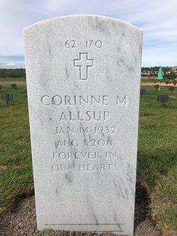 Corinne M Allsup