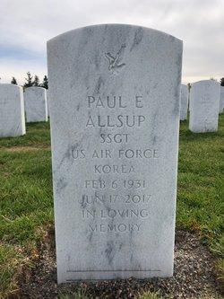 Paul E Allsup