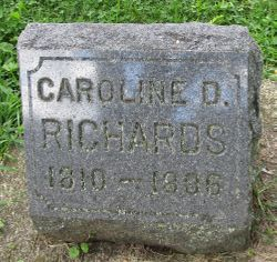 Caroline <I>Daugherty</I> Richards