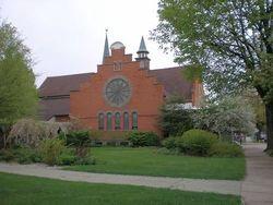 Hope Church Memorial Garden