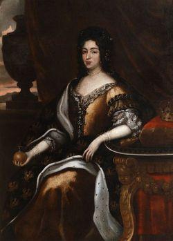Maria Casimira Louise de la Grange d'Arquien