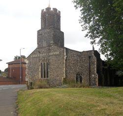 St James with Pockthorpe Churchyard