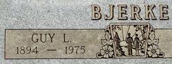 Guy Leonard Bjerke