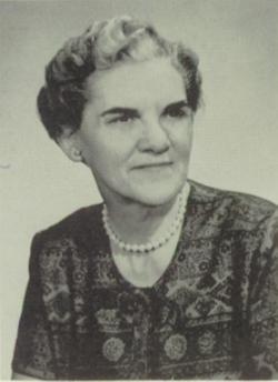 Beula Frances McQuary