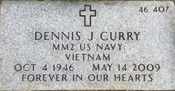 Dennis J Curry