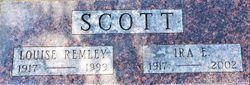 Louise Osborne <I>Remley</I> Scott