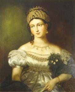 Louise of Saxe-Coburg-Altenburg