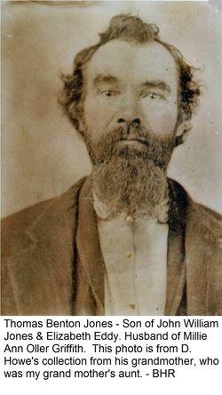 Thomas Benton Jones