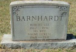 Naomi E <I>Dewese</I> Barnhardt