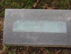 William Lee Garner