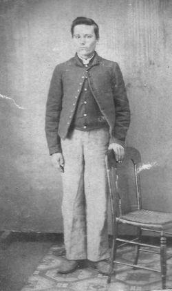 Pvt Franklin Lewis Gaumer