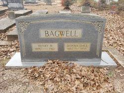 Donna <I>Hale</I> Bagwell