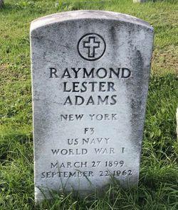 Raymond Lester Adams