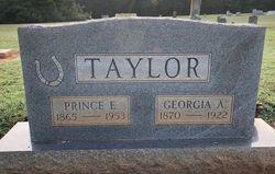 Prince Edward Taylor Sr.