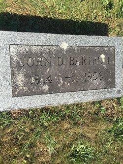 John Bartron
