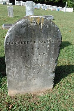 Alexander Branch Walthall, Jr