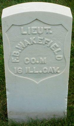 Franklin B Wakefield