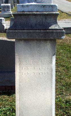 COL Salome Marsh